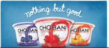 Chobani nothing but good